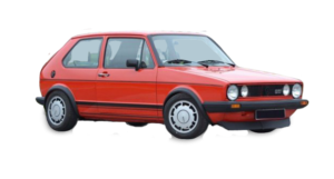Golf 1 + cabrio